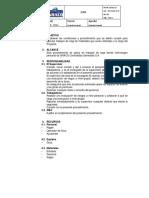 GR.csma-P.07 Procedimiento Ejecución de Izaje