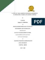 Skill Matrix Project Report