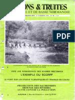 016 Saumons & Truites 16 - 2e Trim 1975 - Le Scorff
