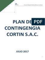 Plan de Contingencia Cortin Sac