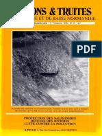 019 Saumons & Truites 19 - 1er Trim 1976 - L'Heure Du Choix
