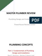 Plumbing Design