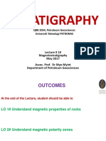Lecture#10MagnetoStratigraphy