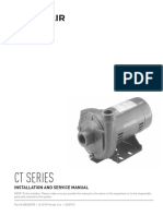 CT Series & Service Manual