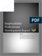 Employability Professional Development