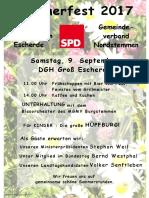 Sommerfest Groß-Escherde Einladung2.Compressed