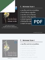 07 Network Flow i