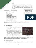 Soil Bulk Density Determination