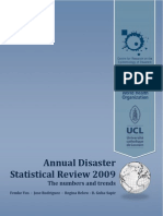 Disasters 2009