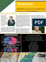 Te Matarau - Issue 11
