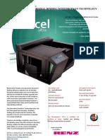 Bindomatic Accel Ultra Automated Binding Machine