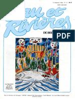057 Eau & Rivières 57 - 3e Trim 1986 - Loutres