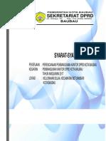 Rks Kantor Dprd Kota Baubau