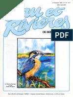 058 Eau & Rivières 58 - 4e Trim 1986 - Nitrates