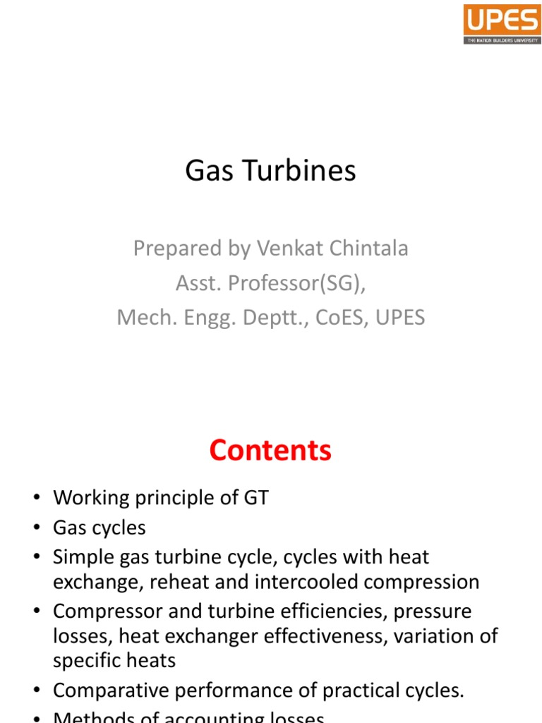 2 1  Gas Turbines | Gas Turbine | Gas Compressor