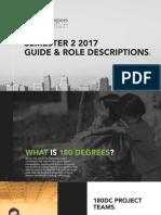 180DC UNSW - Role Descriptions 2017 S2