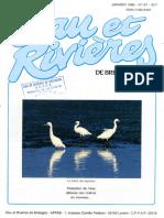 067 Eau & Rivières 67 - Janv 1989 - Du Nouveau