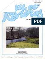 068 Eau & Rivières 68 - Avril 1989 - AG Et Elections Législatives
