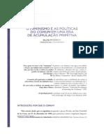 FEDERICI, Silvia_O Feminismo e as Politicas Do Comum Em Uma Era de Acumulação Primitiva