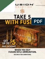 Federal Fusion Rebate