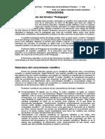 Pedagogía Cuadernillo Completo 2014