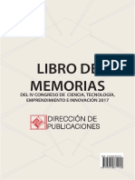 Libro de Memorias IDI