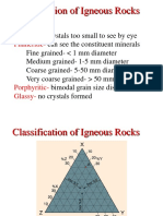 Ch 02 Igneous Classification
