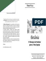 Betânia, o desejo do Senhor para a sua igreja - Frank A. Viola.pdf