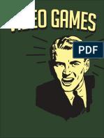 Quadro 3D Estilo Video Game
