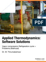 Applied Thermodynamics Software Solutions Vapor