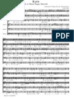03 a Palestrina, Giovanni Pierluigi - Kyrie de La Misa Del Papa Marcello