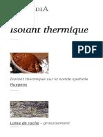 Tmp 9668 Isolant Thermique 2147145127