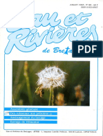 085 Eau & Rivières 85 - Juil. 1993 - Barrage de Villaumur