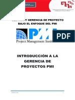 1. Introducción a La Gerencia de Proyectos. Gestión de Integración