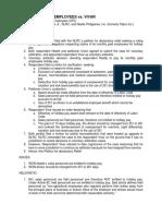 10. Union of Filipro Employees vs Vivar