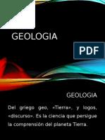 Introducción Geología