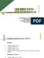 Normas Da Abnt Para Trabalhos Acadêmicos2