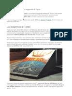 Le Origini Di Taranto