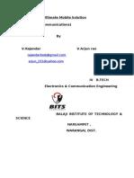 4g Communications Rajendar Bits