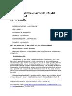 Ley 28867