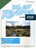 092 Eau & Rivières 92 - Juin 1995 - BEP 2 - Innondations 95