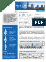 City Controller Economic Report