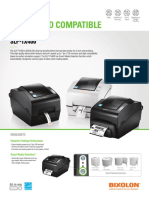 Bixolon Thermal Transfer Barcode Label Printer