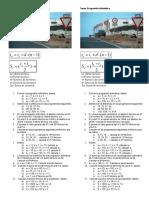 Ficha Math Progresión Artimética