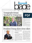 Washingtonblade.com, Volume 48, Issue 31, August 4, 2017