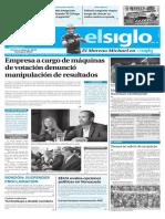 EDICIÓN IMPRESA  03 de Agosto