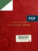 Deans Heating System Design