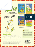 Joe and Sparky, Party Animals! Teachers' Guide