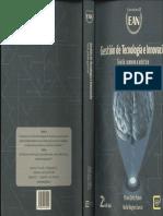 Gestion de Tecnologia e Innovacion Teoria, Proceso y Practica