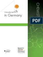 Research in Germany Chemistry 2016